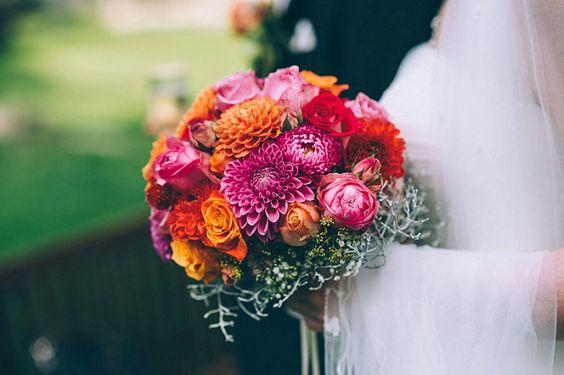 Rustikale Herbsthochzeit von Franzi trifft die Liebe | Hochzeitsblog - The Little Wedding Corner