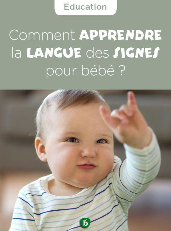 Langue Des Signes Bébé Comment Et à Quel âge L Apprendre L Blédina Langue Des Signes Pour Bébé Signes Bébé Langage Des Signes Bebe