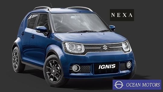 Planning To Buy A Latest Futuristic Nexa Ignis Car From A Reputed