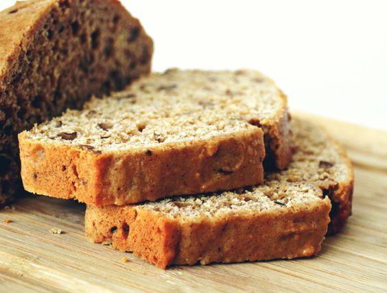 Pan de Canela y Nueces
