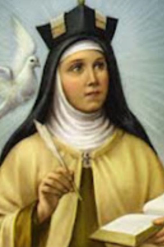 saint teresa Saint teresa of ávila, also called saint teresa of jesus, baptized as teresa sánchez de cepeda y ahumada (28 march 1515 – 4 october 1582), was a prominent spanish.