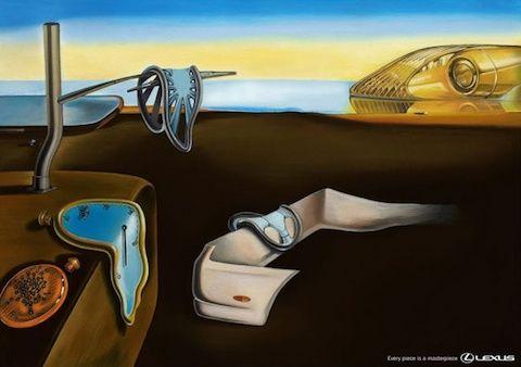 Dali: A persistência da memória