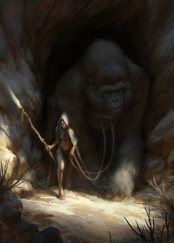 Galeria de Arte: Ficção & Fantasia (2) - Página 10 Eee268028babc775b57ed83bd0bcfc46