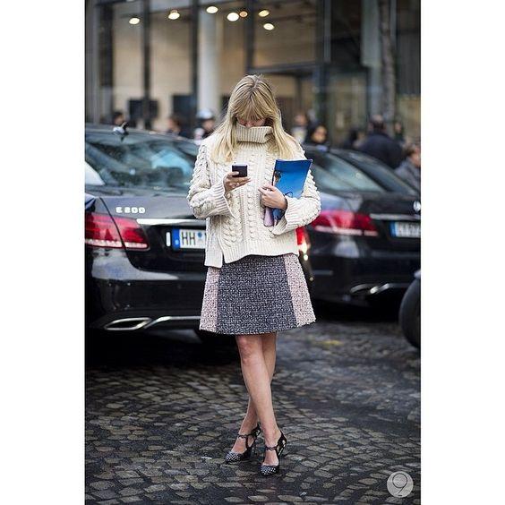http://koo.im/whatever/  #pfw #paris #fashionweek #streetstyle #streetfashion #imkoo #iamkoo #koo
