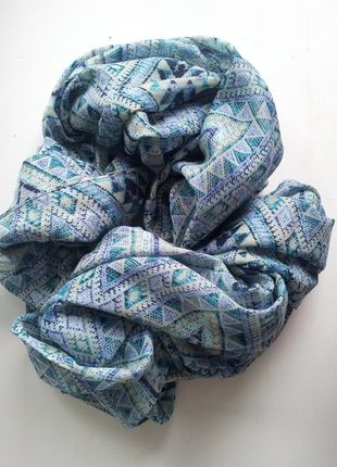 Kaufe meinen Artikel bei #Kleiderkreisel http://www.kleiderkreisel.de/accessoires/tucher/106549254-ethno-rundschal-von-pieces-neu