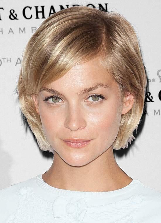 2019 Short Hair With Bangs Hairstyles For Women Beauty In