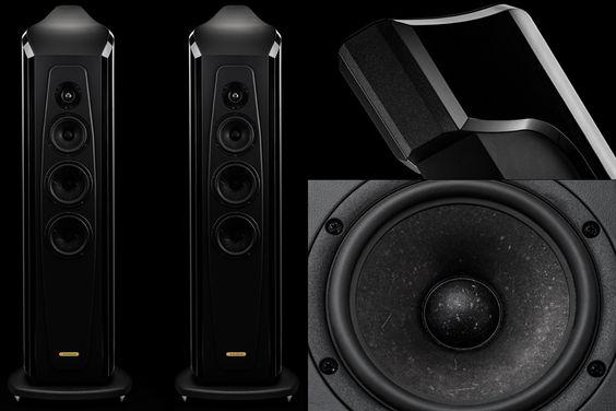 Audio Solutions Vantage loudspeakers.4
