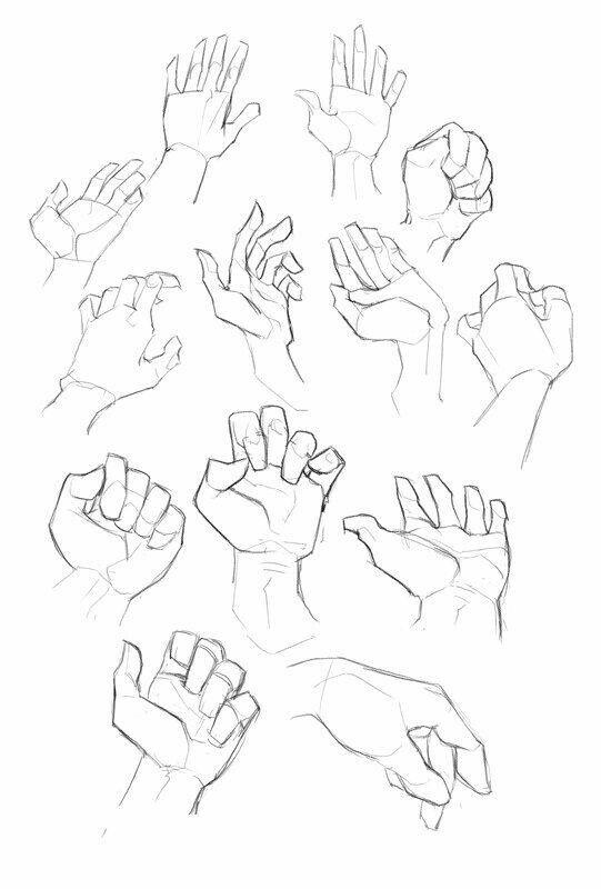 Referencia De Como Dibujar Los Movimientos E La La Muneca Manos Dibujo Consejos De Dibujo Referencia De Mano