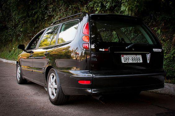 uns dos mais belos carros brasileiros - Marea Weekend Turbo by fsseifert, via Flickr