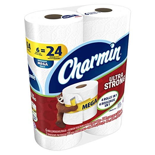 Charmin Travel Toilet Seat Covers 5 S 9 Pieces Clipstrip By