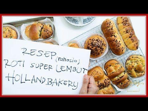 Roti Sobek Super Lembut Ala Holland Bakery Mudah Bikinnya Free Obat Obat Roti Super Soft Bread Youtube Bakery Roti High Protein Flour