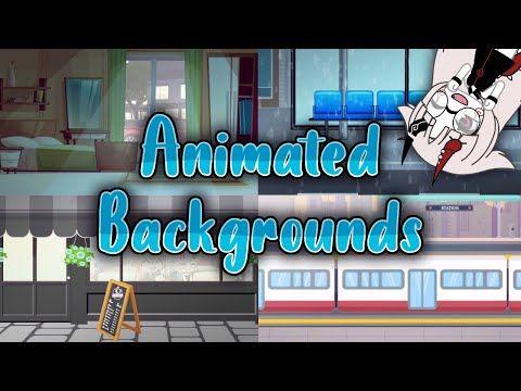 Animated Moving Gacha Backgrounds Free To Use Part 2 Youtube Moving Backgrounds Episode Interactive Backgrounds Animation Background