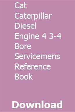 Diesel Engine Reference Book