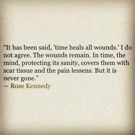 Time heals all wounds essay topics