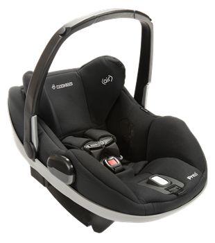 Maxi-Cosi Prezi Infant Car Seat-in black