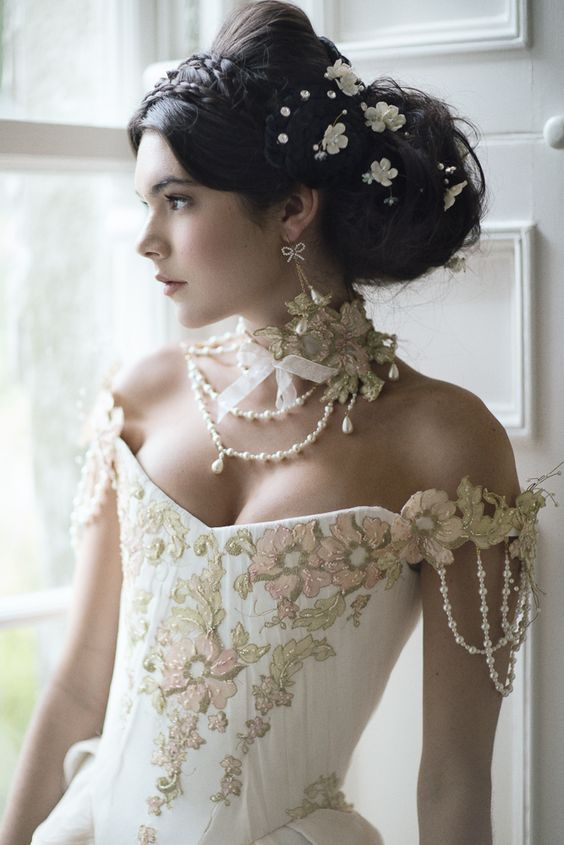 Ireland by EmilySoto Jewellery by Chantal Mallett -                     Arsenic in the shell