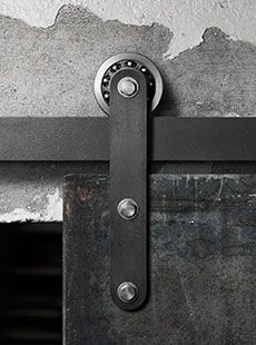 Tubular Sliding Door Hardware from Barn Door Hardware