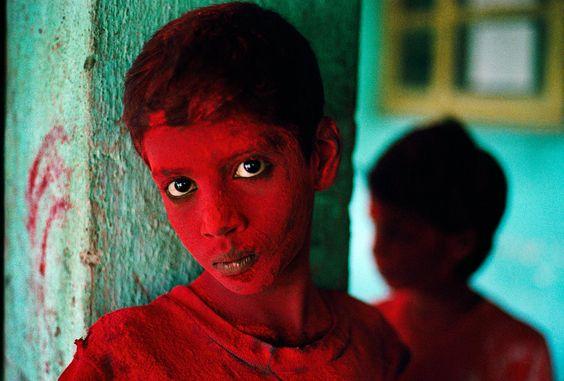 Seve McCurry - India