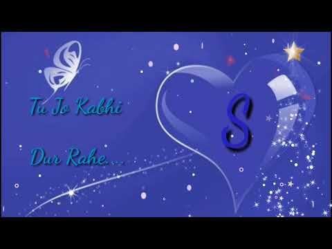 S Letter Whatsapp Status Video Song By Yk Youtube In