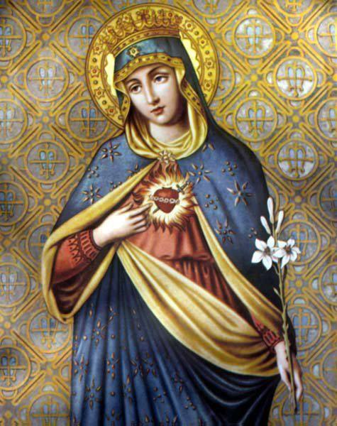 Reinado del Inmaculado Corazón de María