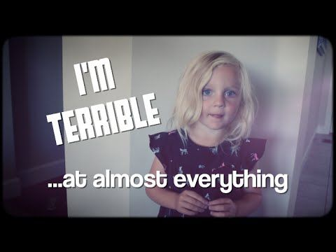Things Kids Are Terrible At Doing