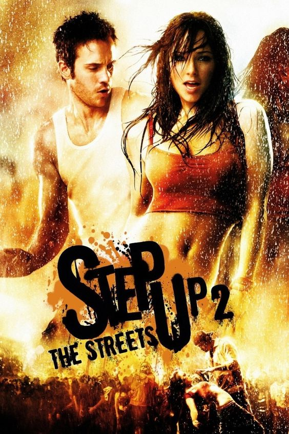 Step Up 2: The Streets (2008)  Watch this movie for inspiration. The dancing is awesome!