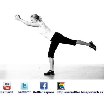 Toning Ball - Kettler es una empresa alemana dedicada a la fabricación de máquinas de fitness.  http://satkettler.bmsportech.es