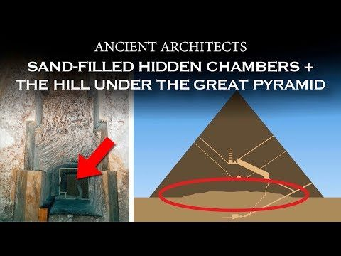 Image result for pyramid queen chamber mary magdalene