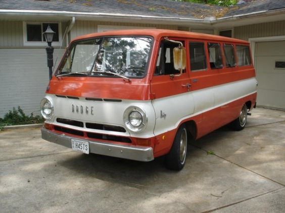 Hemmings Find of the Day – 1968 Dodge A108 Sportsman Van | Hemmings Daily