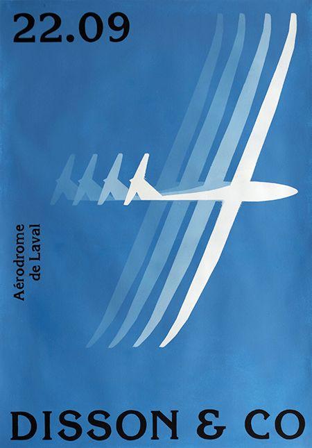 Adrien Menard - Poster A2 - acrylic on paper
