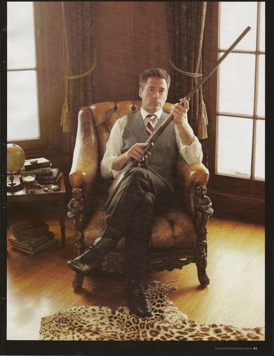 Robert Downey Jr - Gentleman