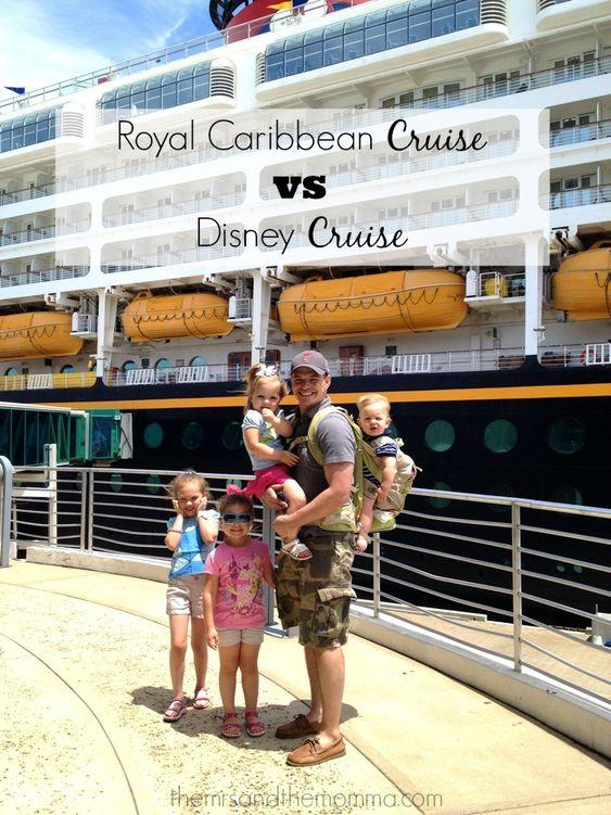 Royal Caribbean Vs Disney Cruise Line: Pinterest • The World's Catalog Of Ideas