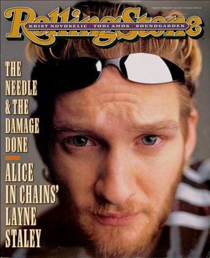 Rolling Stone Magazine - Alice In Chains