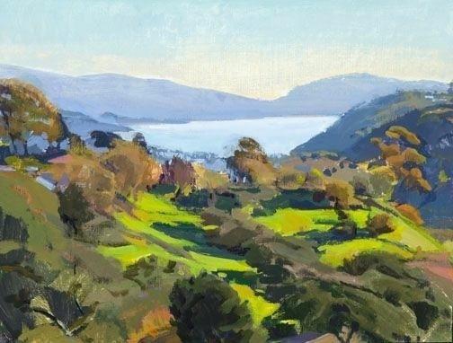 Landscapes Artists The Contemporary Landscape Modern Landscape Artists Names Landscape Artist Plein Air Landscape Landscape Paintings