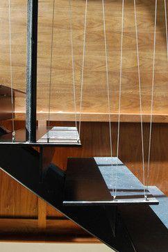 Best Alterstudio Modern Staircase Austin Alterstudio 400 x 300