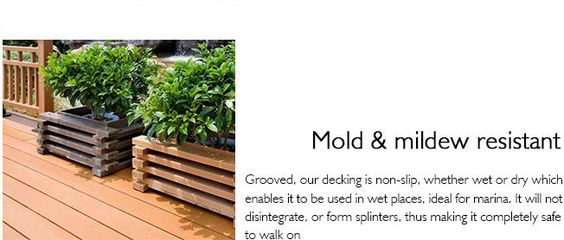 Shenzhen Parefette Industrial Co., Ltd. - wood plastic composite,WPC decking