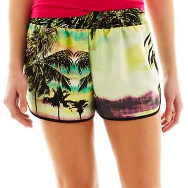 Pull-On Shorts, like tempos. Nice :)