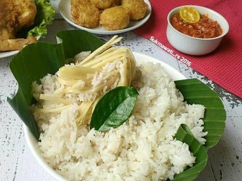Resep Nasi Gurih Nasi Lemak Oleh Sukmawati Rs Resep Resep Nasi Lemak Resep Masakan