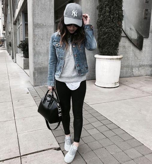10 Outfits Cómodos Para Usar En Domingo Moda De Ropa Ropa De Moda Outfits Leggins