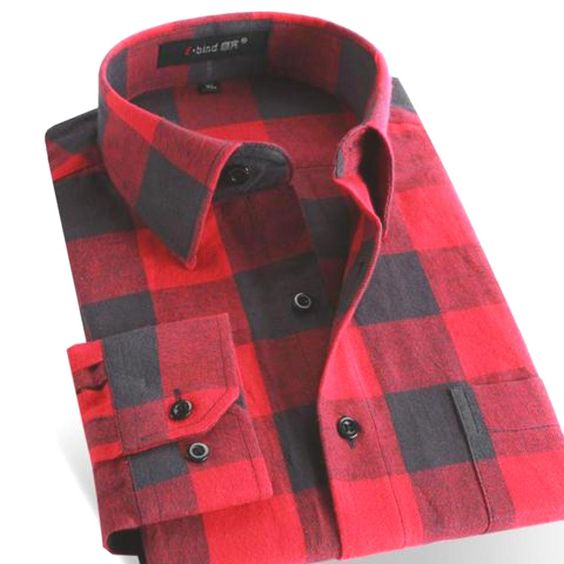 Mens casual plaid shirt Click the link in my bio ---> @soulkreedclothing and grab yours today while stocks last. Sign up to our newsletter and get 15% off all purchases! Style: Fashion Sleeve Length: Full Shirts Type: Casual Shirts Fabric Type: Flannel Collar: Turn-down Collar Material: Cotton Closure Type: Single Breasted Sleeve Style: Regular Pattern Type: Plaid Order size: Asian size Fabric composition: 100% Cotton  #fashionmen #mensfashionstyle #mensfashionpost #..
