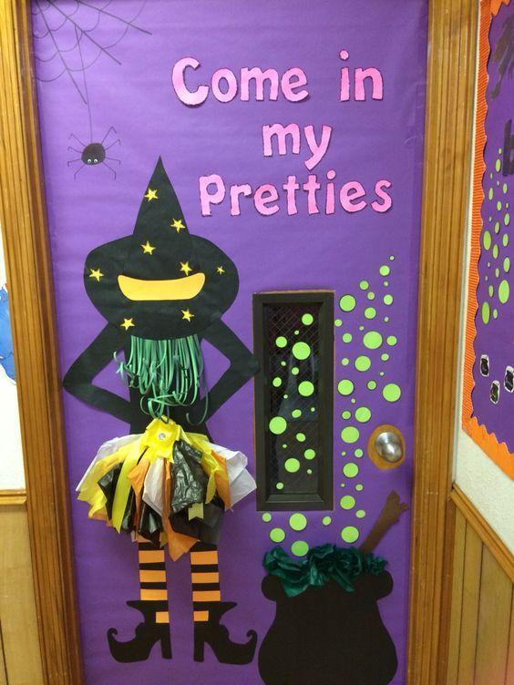 Halloween Classroom Door Ideas Castle Random Halloween Classroom Decorations Halloween Classroom Door Halloween Door Decorations Classroom