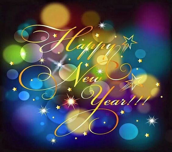 Gelukkig nieuwjaar.: