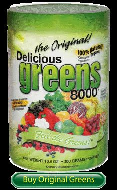 ♥♥♥The Nikolai Nuthouse♥♥♥: FREE Sample Of Delicious Greens 8000 Drink Supplement