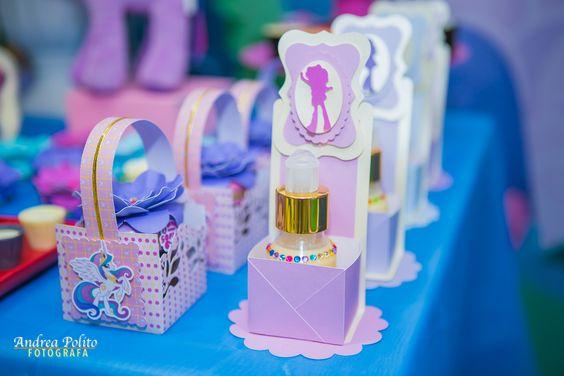 Caixa de pão de mel e caixa de brigadeiro a jato - Lembrancinha My Little Pony Candy Box - gift box - By Kissyla Mansur Festas