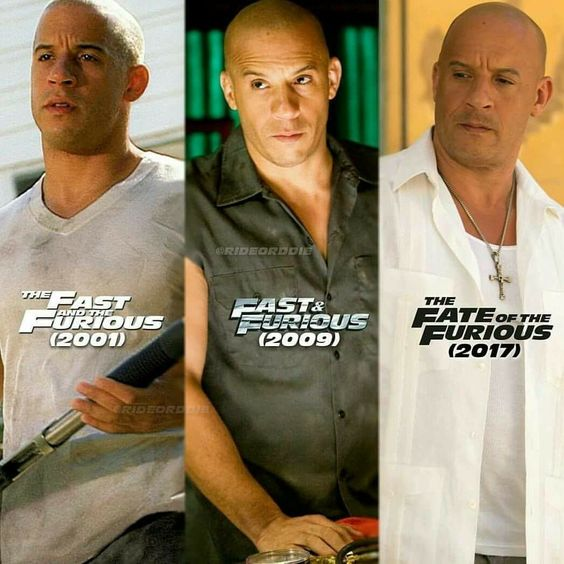Vin Diesel As Dominic Toretto Fast And Furious Fast Furious Quotes Vin Diesel