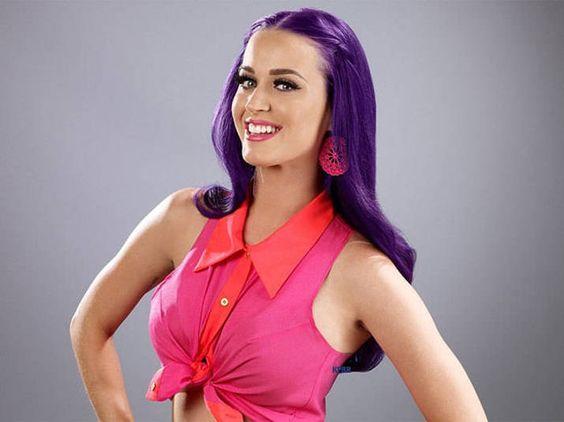 A cantora Katy Perry se chama Katheryn Elizabeth Hudson. Nome de princesa, hein?