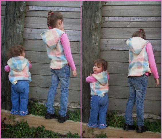 My 3 LittleKiwis: FREE PATTERN {Woollen Vest 12m-6years}