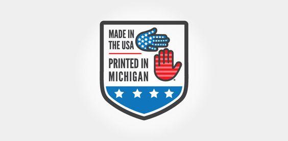 Michigan High Fives Threads -  800 Cottageview Dr Traverse City, MI  49684 Love Their Designs & their Store