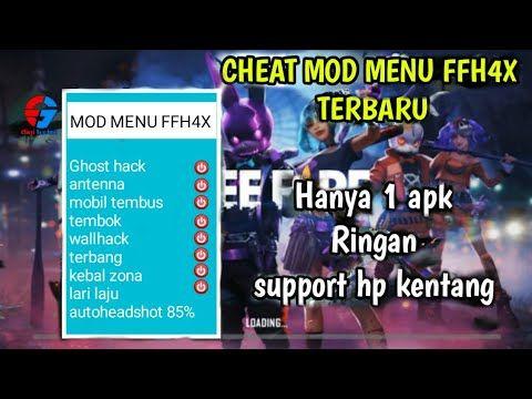 Mod Menu Ffh4x Cheat Free Fire Bangkit Kembali Free Fire Epic Film Remaja Aplikasi Remaja