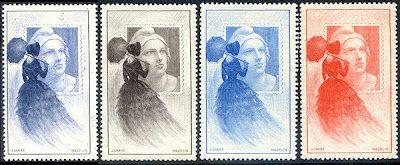 Marianne Stamp design